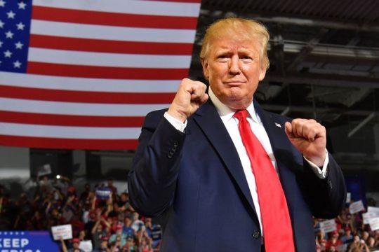 Tổng Thống Trump chiến thắng lớn, hủy toàn bộ 132.000 lá phiếu ở Fulton County, Georgia của ông Biden, khi không đủ điều kiện